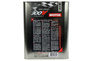 Motul 300V Trophy Synthetic Engine Oil 0W40 2L - Universal