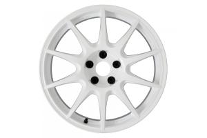 Work MCO Racing Type CS 5x100 White - Universal