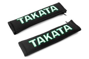 Takata Comfort Pads 2 Inch Black ( Part Number: 78011-0)