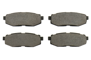 Project Mu Club Racer Brake Pads Rear - Scion FR-S 2013-2016 / Subaru BRZ 2013+ / Toyota 86 2017+