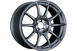 SSR GTX01 5x100 Dark Silver - Universal