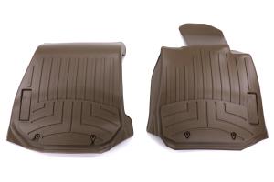 Weathertech Front FloorLiners Tan - Toyota Supra 2020+