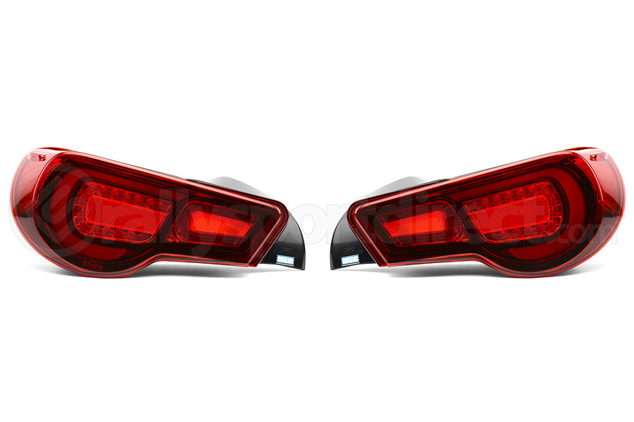 TOM'S LED Tail Light Set DOT Approved ( Part Number:TMS 81500-TZN60-US)