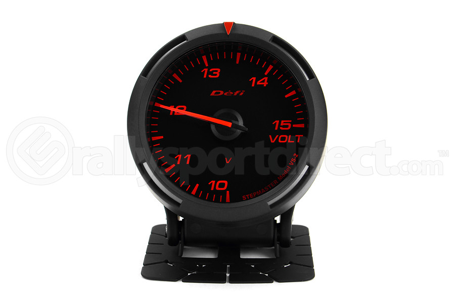 Defi Red Racer Volt Gauge 60mm ( Part Number:DEF1 DF11902)