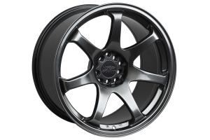 XXR 551 5x114.3 / 5x100 Chromium Black - Universal