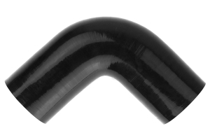 Turbosmart Silicone Elbow 90deg 2.75in Black (Part Number: )