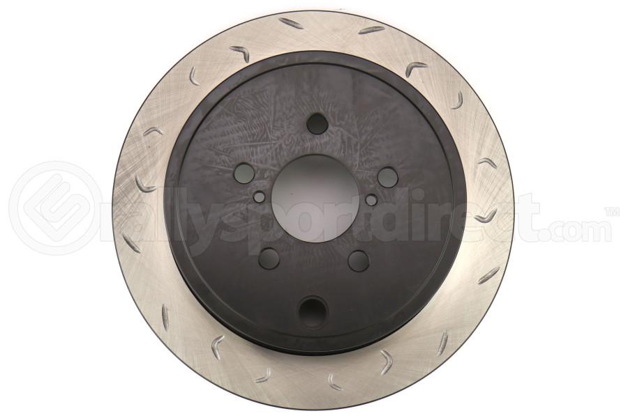 FactionFab Swept Slot Bi-Directional Rotor Rear (Part Number:1.10044.1)