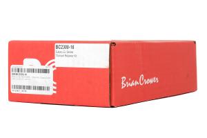 Brian Crower Titanium Retainer Kit (Part Number: )