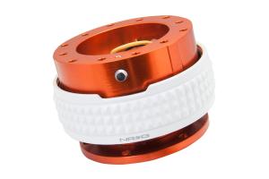 NRG Innovations Quick Release Kit Orange Body (Multiple Color Options) - Universal