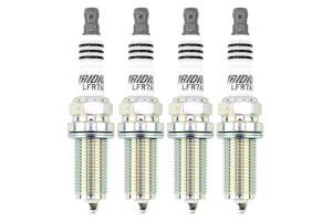 NGK Iridium Spark Plugs One Step Colder 2309 ( Part Number:NGK LFR7AIX-GRP)