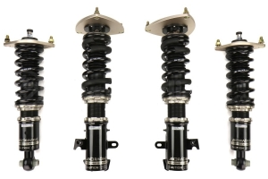 BC Racing BR Series Coilovers with 20k / 20k Swift Springs - Subaru WRX 2002-2007 / STI 2004