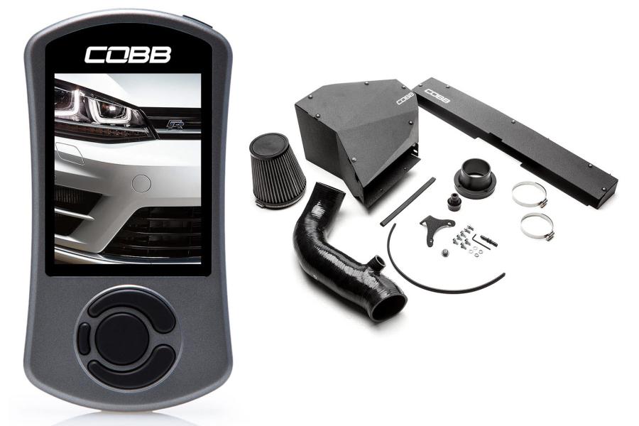 COBB Tuning Stage 1+ Power Package w/ DSG Flashing - Volkswagen Golf R (Mk7) 2015+