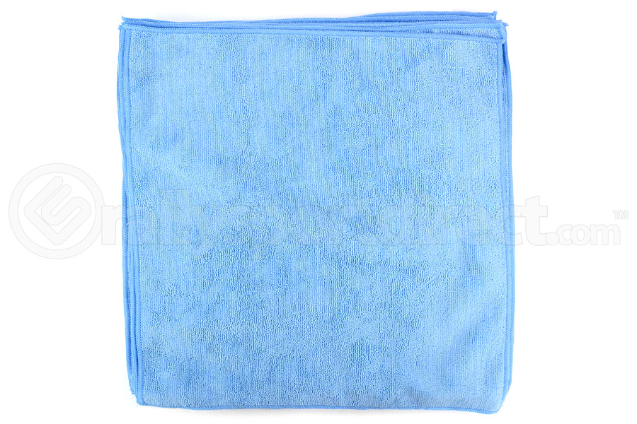 Ammex Microfiber Blue Towels (Part Number:MF50G16X16BL)