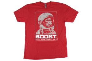 RallySport Direct Boost Monkey T-Shirt Red - Universal