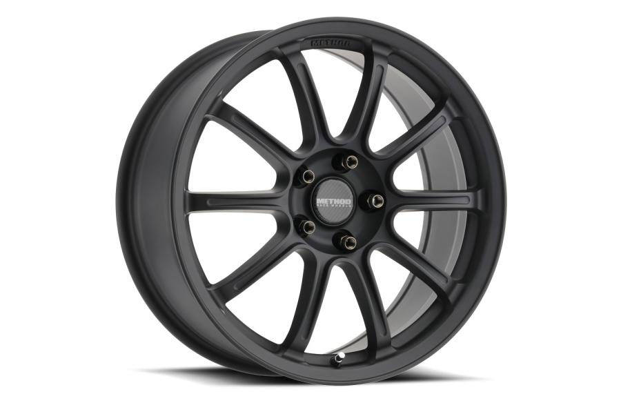 Method Race Wheels MR503 Rally 18x8 +42 5x100 Matte Black - Universal