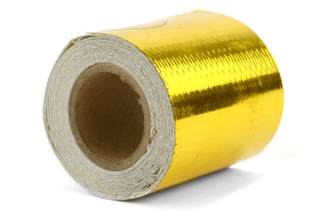 Mishimoto Heat Defense Heat Protective Tape 2in x 15ft (Part Number: )