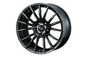 WedsSport SA35R 4x100 Weds Black Chrome - Universal