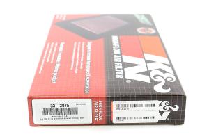 K&N High Flow Air Filter ( Part Number:KN 33-2075)
