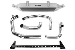 Mishimoto Front Mount Intercooler Silver ( Part Number:MIS MMINT-STI-08SL)