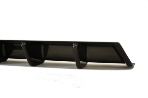 Maxton Gloss Black Rear Valence  (Part Number: )