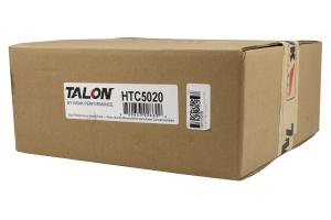 Hawk Talon Cross Drilled and Slotted Rear Rotor Pair - Subaru Legacy 2006-2009