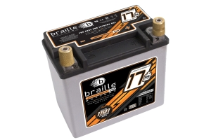Braille Lightweight Advanced AGM Racing Battery - Universal