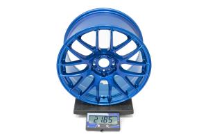 Work Emotion M8R 18x9.5 +38 5x114.3 Candy Blue - Universal