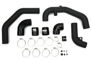 COBB Tuning FMIC Cold Pipes Black - Subaru STI 2008-2014