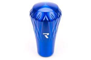 Raceseng Regalia Shift Knob Blue Translucent - Mitsubishi Evolution MR 2005-2006 / Nissan 350Z 2003-2009 / Nissan 370Z 2009-2017
