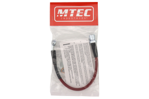 MTEC Industries Clutch Line Red (Part Number: )