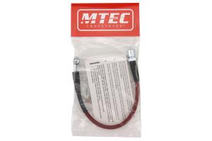 MTEC Industries Clutch Line Red - Scion FR-S 2013-2016 / Subaru BRZ 2013+ / Toyota 86 2017+