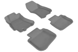 3D MAXpider KAGU Floor Liners - Subaru Legacy / Outback 2010 - 2014