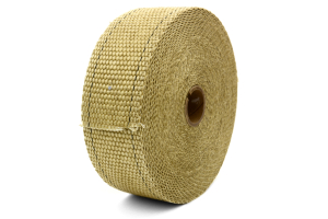 DEI Tan Exhaust / Header Wrap 2in x 50ft ( Part Number: 010102)