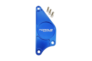 Torque Solution Cam Plate Blue - Scion FR-S 2013-2016 / Subaru BRZ 2013+ / Toyota 86 2017+