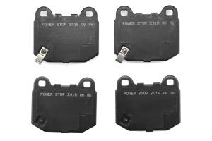 Power Stop Track Day Spec Brake Kit Rear - Subaru STI 2005-2007