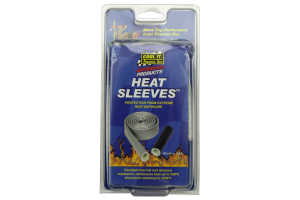 Thermo Tec Heat Sleeves 1in x 3ft Silver (Part Number: )