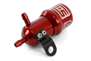 GrimmSpeed Universal Manual Boost Controller Red (Part Number: )