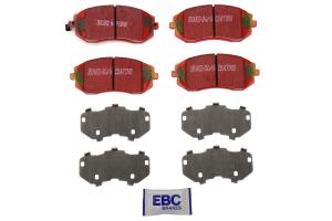 EBC Brakes Redstuff Ceramic Front Brake Pads - Subaru Models (inc. 2003-2005 WRX / 2003-2010 Forester)