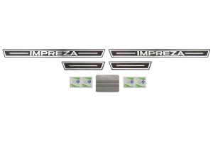 Subaru Side Sill Plate - Subaru Impreza 2017+