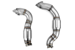 COBB Tuning Downpipes Catted 3in - BMW N54 Models (inc. 2007-2010 335i / 2008-2010 535i)