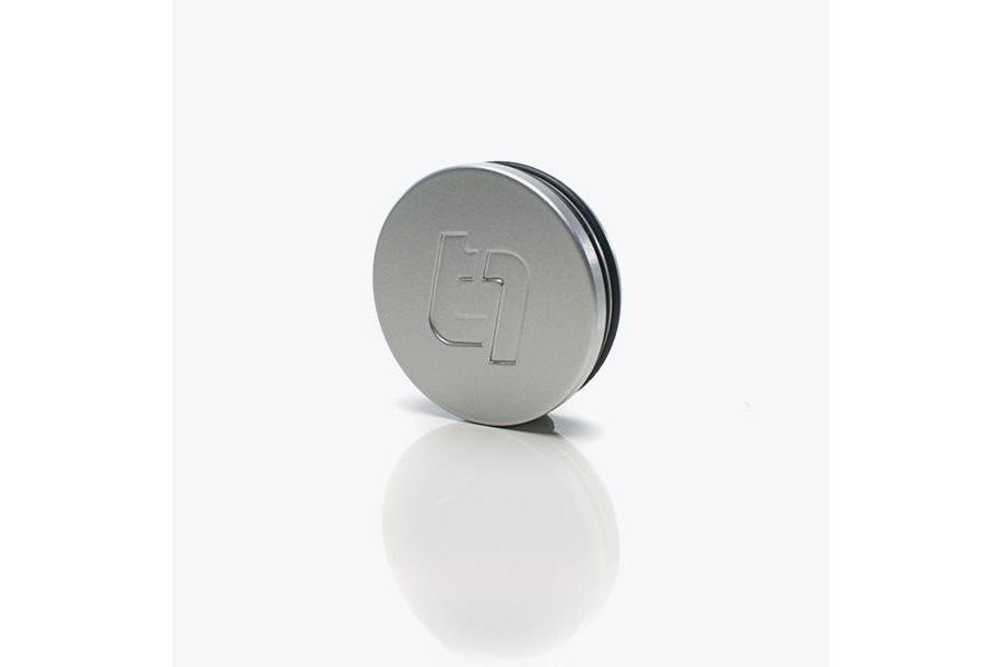 TITAN 7 Center Cap Flat Aluminum - Universal
