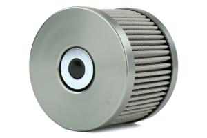 DeatschWerks 8AN Fuel Pump Pre-Filer ( Part Number:DET 8-01-08100)