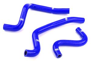 Samco Ancillary Hose Kit Blue - Subaru WRX/STI 2004-2005