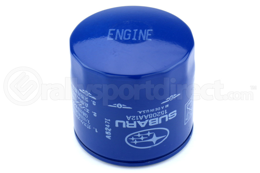 Subaru Genuine OEM Oil Filter - Subaru EJ Models (inc. 2004+ STI / 2002-2014 WRX)