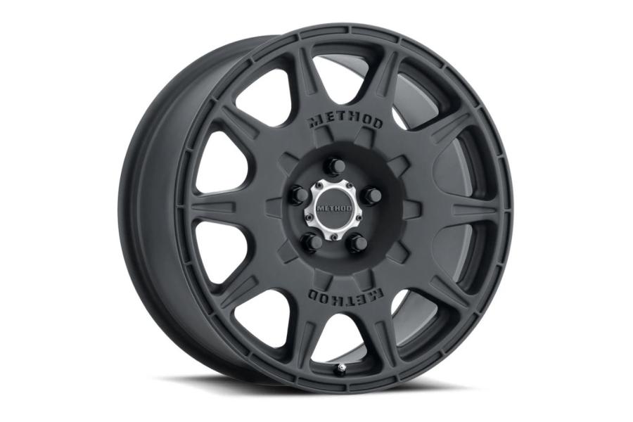 Method Race Wheels MR502 Rally 18x8 +38 5x114.3 Matte Black - Universal