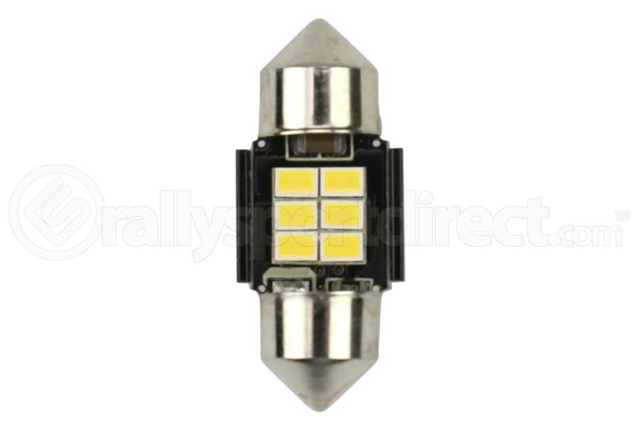 OLM LED Festoon Black Series 28mm Bulb (Part Number:OLM-28MM-BLACK)
