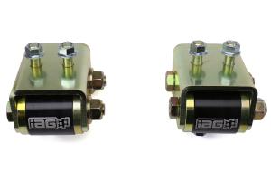 IAG Race Series Solid Engine Mounts - Subaru Models (inc. 2002-2007 WRX / 2004+ STi)