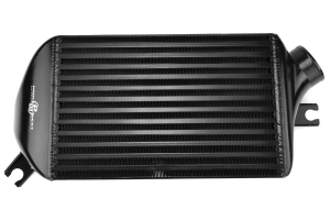 Process West Khanacooler Top Mount Intercooler Black - Subaru WRX 2015-2018