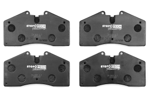 Stoptech SR34 Race Brake Pads Stoptech ST-40 Caliper ( Part Number:STP 334.0609.17.0)