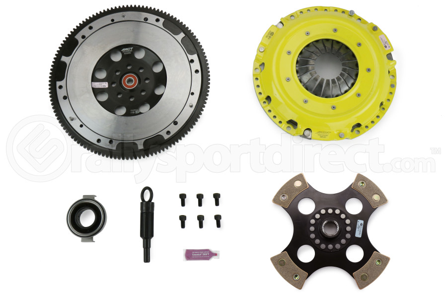 ACT Heavy Duty Race Rigid 4 Pad Clutch Kit (Part Number:SB11-HDR4)